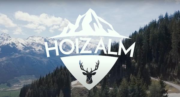 Hoiz Alm Huette mieten Österreich Hohe Tauern Trailer