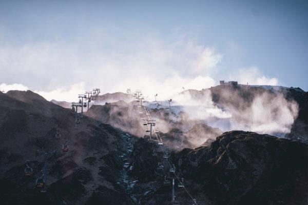 Hoiz Alm Ausflüge skifahren winter kitzsteinhorn