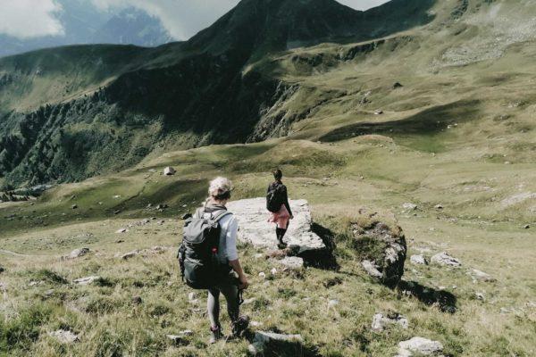 Hoiz Alm Ausflüge Wandern Sommer Gaisstein Stuhlfelden